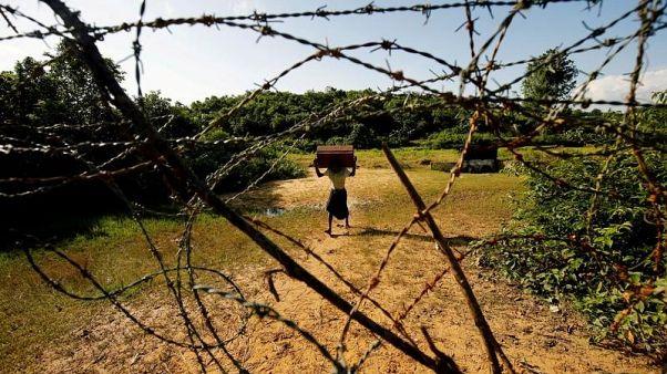 حكومة بنغلادش: ميانمار تزرع ألغاما على الحدود لمنع عودة الروهينغا المسلمين