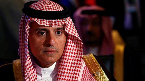 وزیر خارجه عربستان: سخنان مقامات ایران در مورد بهبود روابط خنده دار است