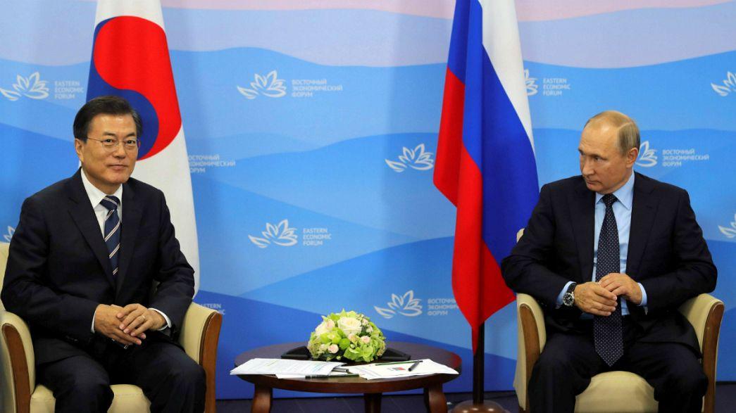 پوتین: تحریم کره شمالی کارآمد نیست، مذاکره کنید
