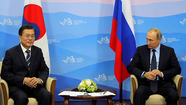 Putin promove plano sino-russo para a Coreia do Norte