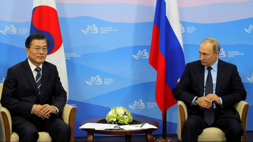 Moscow and Seoul agree resolving the North Korea nuclear issue is a priority