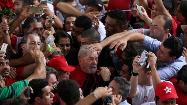 Bűnszervezetet hozhatott létre a volt brazil elnök
