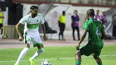 Mondial-2018: l'Algérie défaite à domicile définitivement éliminée