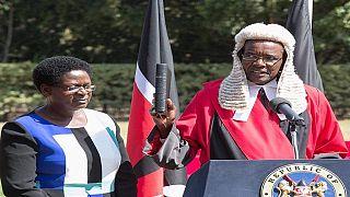 Le président de la Cour suprême kényane a deux maîtres : Dieu et la Loi