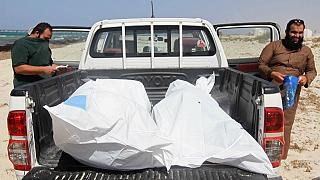 16 bodies of migrants found in Libya's desert near Egyptian border