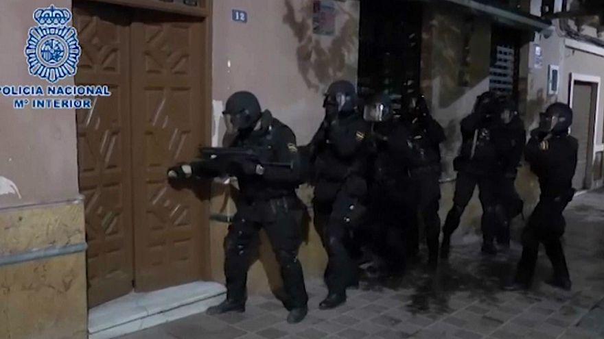 Desmantelada una célula yihadista en España y Marruecos
