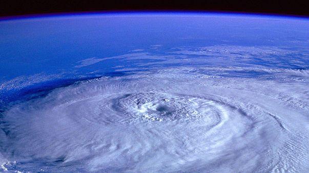 Irma barrels across the Caribbean