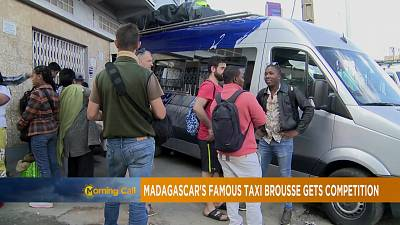 Madagascar : Les taxis brousses face à la concurrence [Grand Angle]