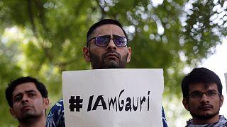 Asesinada una periodista en la India
