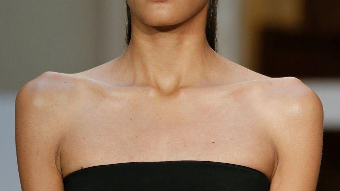 Fashion giants ban underweight models