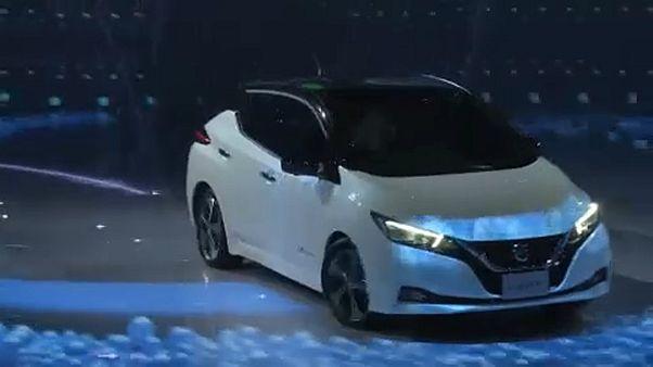 Itt az új, nagyobb, erősebb Nissan Leaf