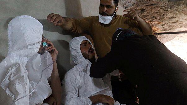 Háborús bűnök Szíriában