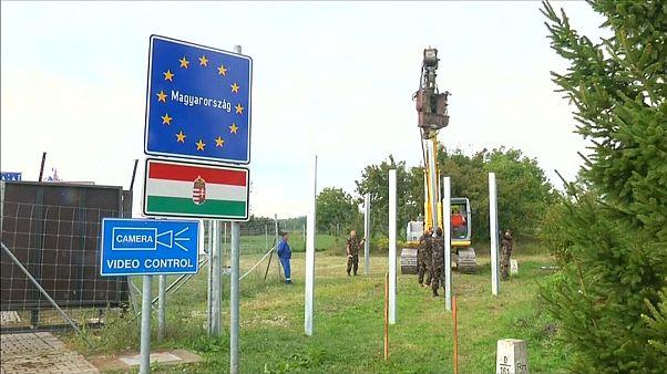 Migrants : la Hongrie et la Slovaquie recadrées