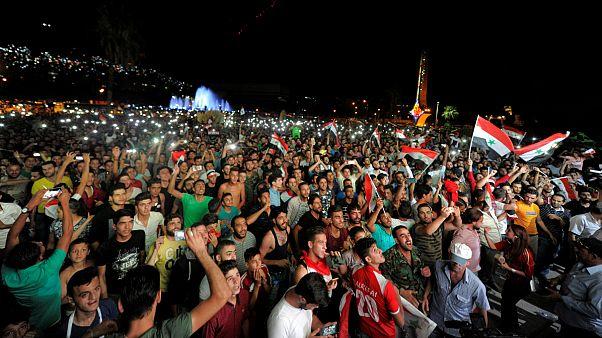 پیام تبریک بشار اسد به تیم ملی فوتبال سوریه پس از تساوی مقابل ایران