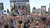 مسلمانان روهینگیا از میانمار می گریزند؛ واکنش کشورهای مسلمان