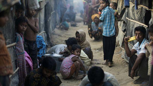 برنامج الأغذية العالمي يوسع نطاق مساعدة الفارين من العنف في ميانمار