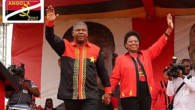 Angola's ruling MPLA won August 23 polls by 61% – final results