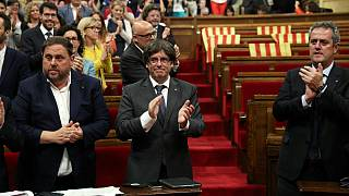 Unabhängigkeit Kataloniens - neuer Anlauf der Separatisten