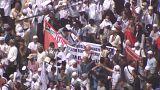 احتجاجات عارمة في إندونيسيا دعما للروهينغا