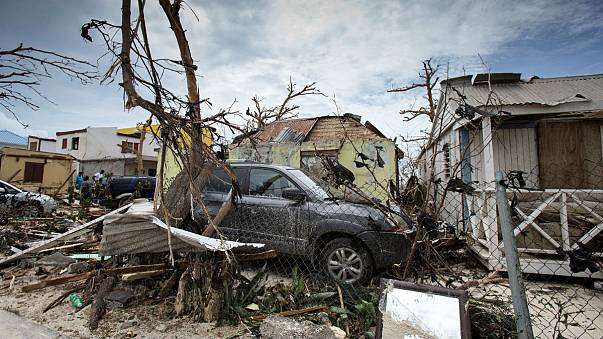Irma golpea Puerto Rico tras arrasar las Antillas Francesas