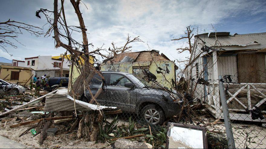 O Irma semeou destruição e morte nas Antilhas