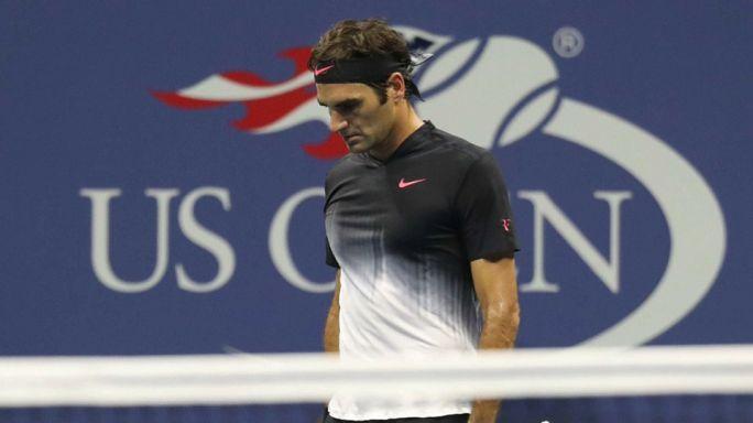 US Open: Aus für Federer - Heimspiel für US-Ladies