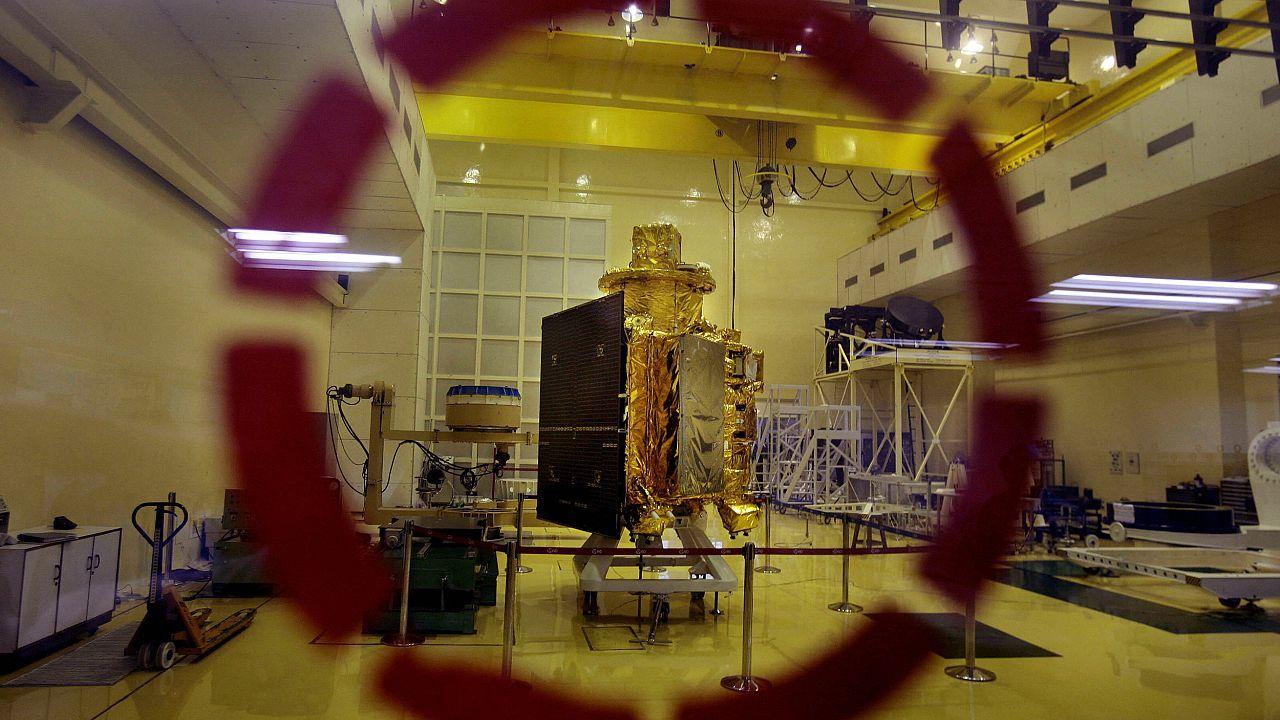 Image: Chandrayaan-1