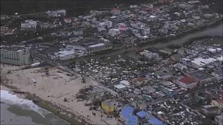 إعصار إيرما العنيف يدمر الجزر الفرنسية بالكاريبي ويزحف نحو فلوريدا