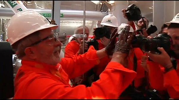 """Brasile: ex ministro, Lula strinse """"patto di sangue"""" con Odebrecht"""