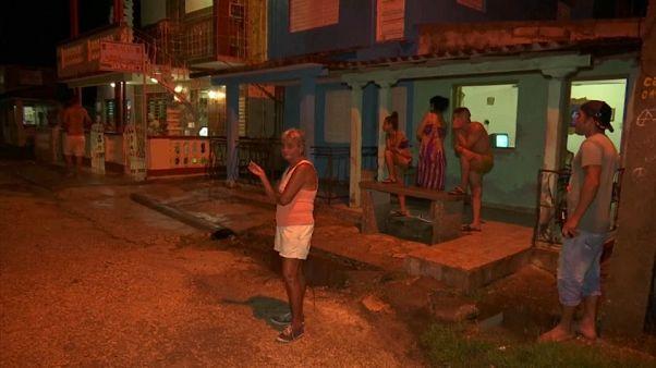 Cuba se estremece ante la cercanía de Irma