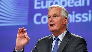 Barnier: 'İngiltere'nin önerileri kabul edilemez'