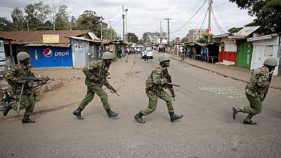 Kenya police 'drag feet' over violent related deaths probe