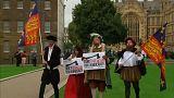 UK parliament begins two-day Brexit debate