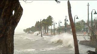 Furacão Irma deve descer para a categoria 4