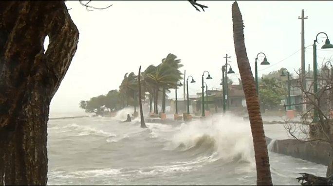 """Hurrikan Irma zerstört Ferieninseln - Für Florida wohl """"nur"""" noch Stärke 4"""