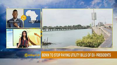 Home bills payments cancelled for Benin's ex presidents [The Morning Call]
