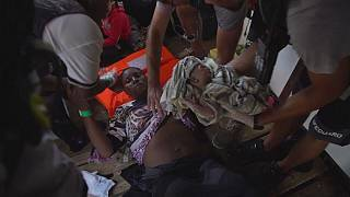 Migrant Ghanaian girl born on Spanish NGO boat during rescue