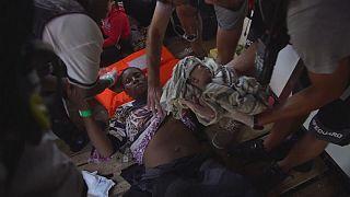 Bambina ghanese nasce nel Mediterraneo durante soccorso di migranti