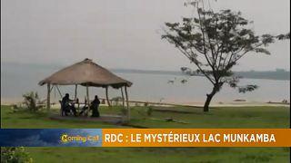 Lake Munkamba, DR Congo [The Morning Call]