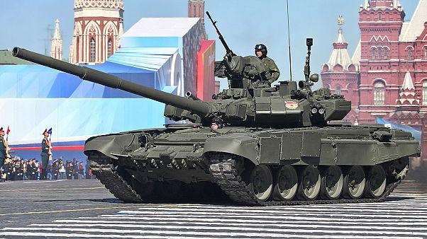 """Poroschenko: """"Russland bereitet Angriffskrieg vor"""""""