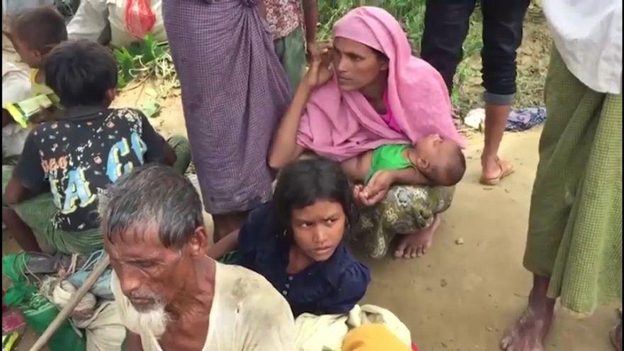 """فيديو: آثار التعذيب على أجساد النساء """"شاهدة"""" على معاناة الروهينغا المسلمة"""