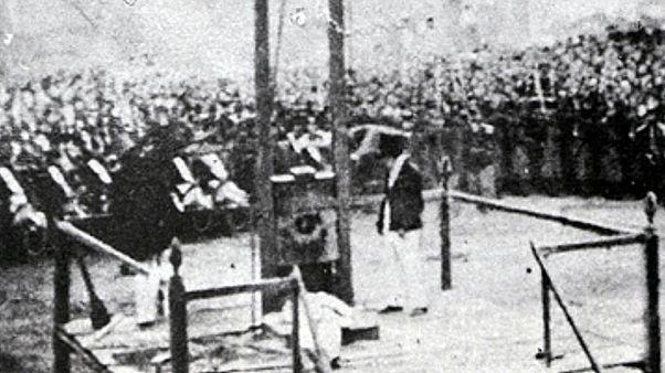 L'Italia e la pena di morte