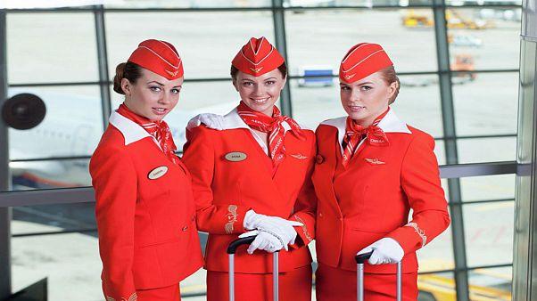مضيفة روسية تربح دعوى ضد شركة طيران أقصتها بسبب وزنها الزائد