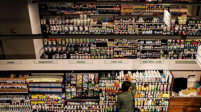 انخفاض أسعار الغذاء العالمية