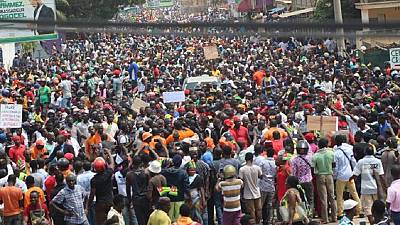 Mass Protests in Togo for Constitutional Reform