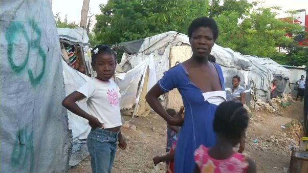 Haïti la démunie attend Irma
