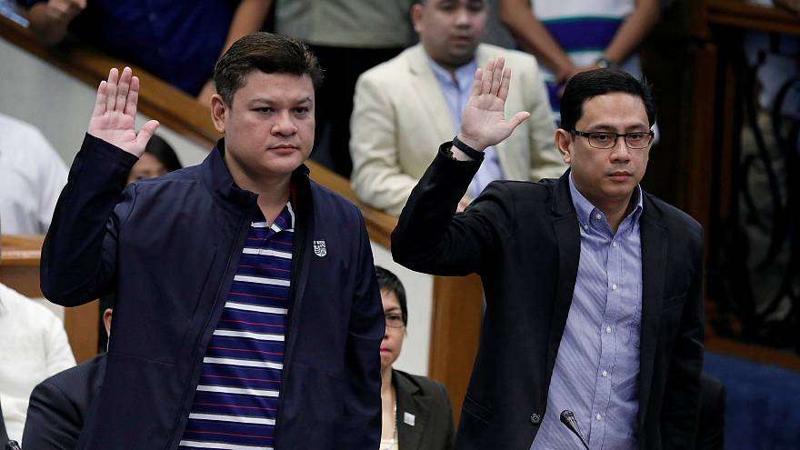 Drogügybe keveredett a drogháborút indító Duterte fia?
