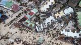 "Sint Maarten von ""Irma"" zerschmettert"