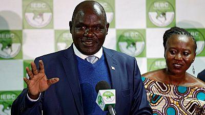 Kenya : l'IEBC admet certaines défaillances, dans un mémo interne