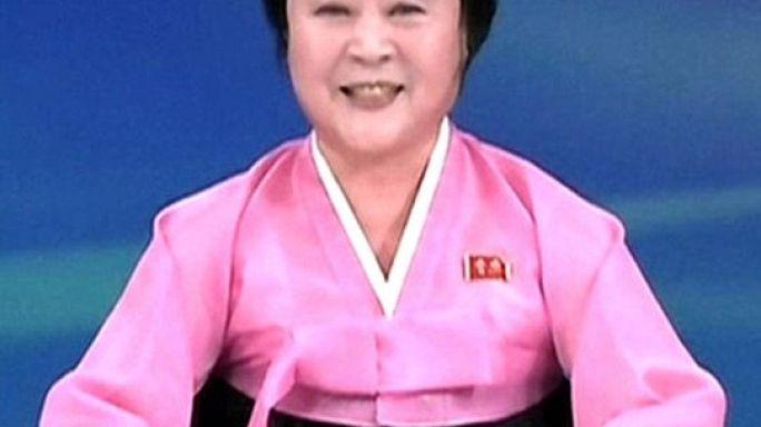ري تشون هي... مذيعة كوريا الشمالية النووية